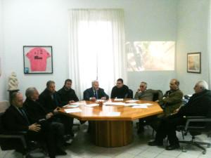 riunione associazione comuni locride